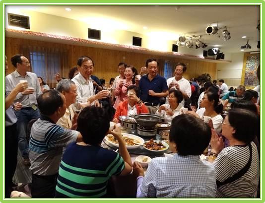 104年志工聯誼活動(餐敍)
